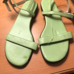 White Stag Sandals Size 8 1/2